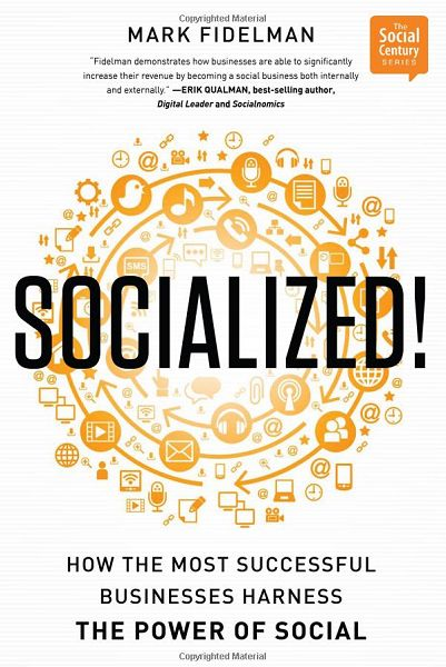 Mark Fidelman: Socialized http://amzn.to/10gw8CR